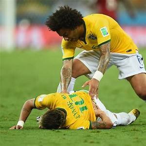 Germany sorry about Neymar injury during Brazil v/s ...