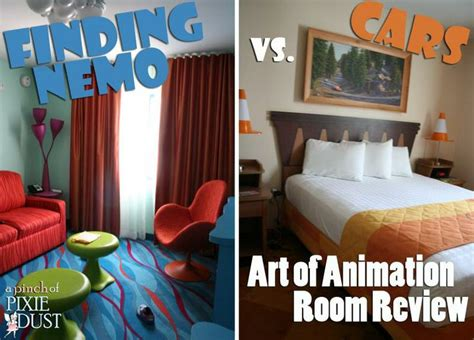 Art Of Animation Room Review