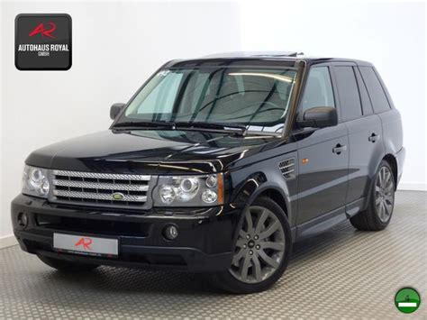 land rover range rover sport tdv8 hse airmatic bixenon esd occasion allemagne