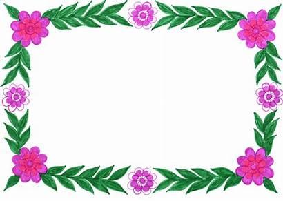 Frame Flores Flower Floral Transparent Colorful Rectangle