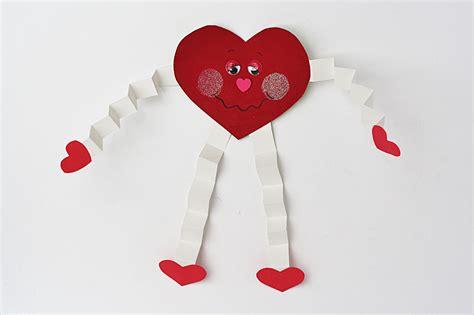 Valentine Hug Cards Fun Family Crafts