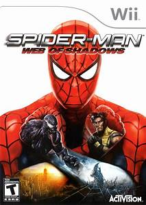 File:Wii spiderman web shadows wii.jpg - Dolphin Emulator Wiki