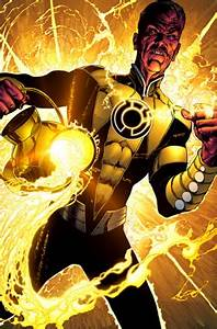 Sinestro Injustice