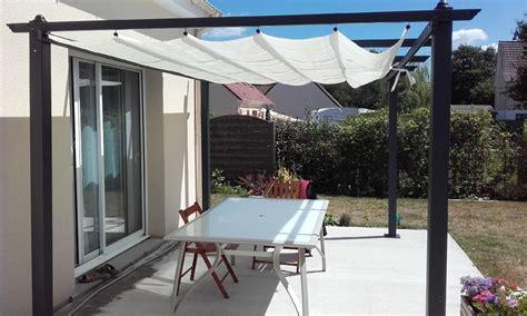 meuble coulissant cuisine ikea pergola avec rideau coulissant dootdadoo com idées de conception sont intéressants à votre décor