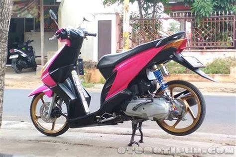 Modif Honda Beat Karbu by Gambar Modifikasi Motor Beat Karbu Classycloud Co