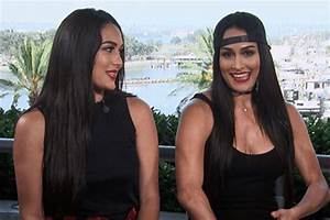 "Total Bellas star, Nikki Bella talks about her ""Stunning ..."