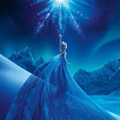 Frozen Elsa Snow Queen Palace Papel De Parede Para Celular