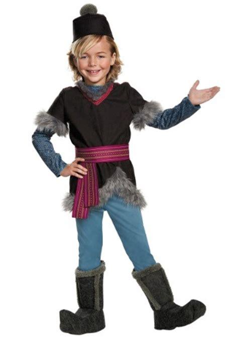 frozen kristoff deluxe costume  boys