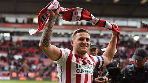 sheffield united promoted billy sharp  man  gave