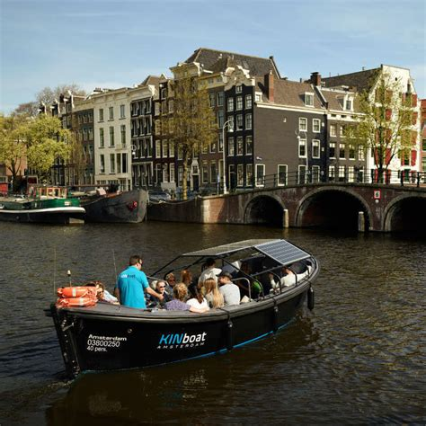 Small Boat Amsterdam by Amsterdam Canal Cruise With Small Boat Canal Cruises