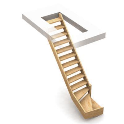 montage plinthe cuisine escalier 1 4 tournant droit bois normandie l 80 cm 13