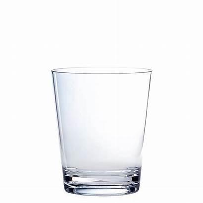 Glass Transparent Empty Background