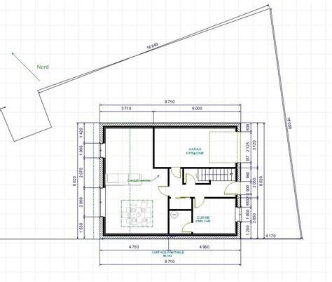 realiser plan de maison plans de maison construire plain pied avec prau 3 chambres raliser