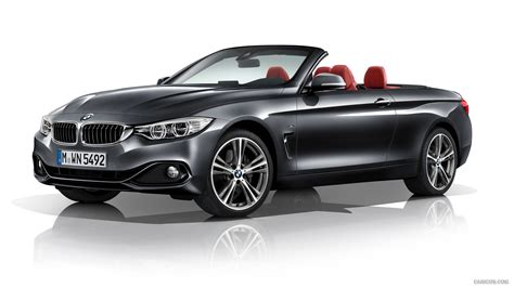 Bmw 4 Series Convertible Backgrounds by 2014 Bmw 4 Series Convertible Sport Line Front Hd