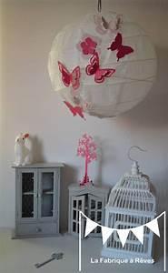 Plafonnier Chambre Fille : luminaire pour chambre fille ~ Teatrodelosmanantiales.com Idées de Décoration