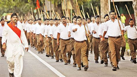 After Army, Constitution, Rss Keeps Indians Safe, Says