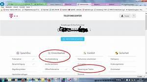Telekom Rechnung Einsehen : gel st rufumleitung einrichten telekom hilft community ~ Themetempest.com Abrechnung