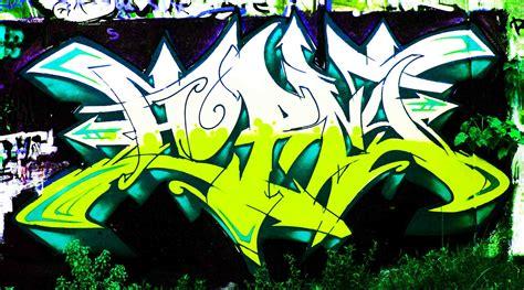 Grafiti Vyanisty :  Graffiti My Name Wallpaper