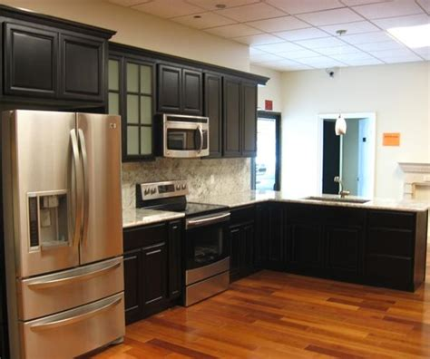 kz kitchen cabinets mountain view chocolate maple from kz kitchen cabinets granite in san