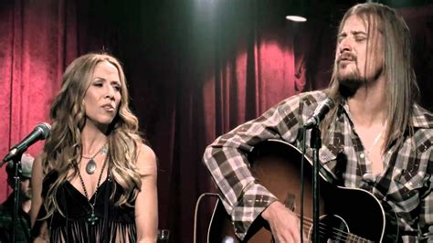 "Picture Kid Rock Featuring Sheryl Crow: ""Collide"" Ft. Sheryl Crow [Official Video"
