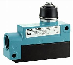 Bzg1-2rn Compact Precision Limit Switches