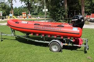 Trailer Für Schlauchboot : motorboote homepage der wasserwacht kuhsee spickel ~ Kayakingforconservation.com Haus und Dekorationen