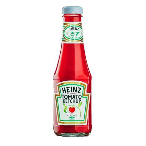 HEINZ Tomato Ketchup - SAUCE RANK