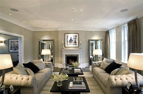 Decorating Ideas Walls Living Room by 17 Beautiful Living Room Decorating Ideas With Wall