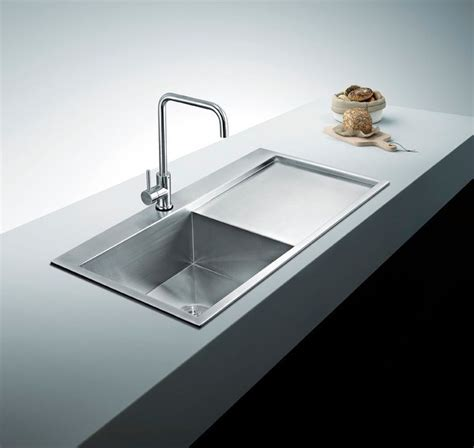 "BAI 1233   48"" Handmade Stainless Steel Kitchen Sink"