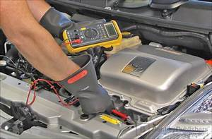 Toyota Prius Repair And Maintenance Manual  2004