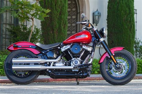 2018 Harley-davidson Softail Slim Review