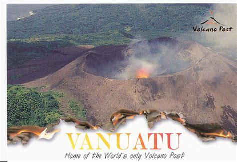 Vanuatu-Volcano Post 1 | Vanuatu Volcano Post | Comet.at ...