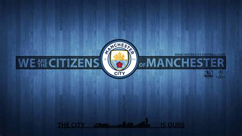 Manchester City Logo Desktop