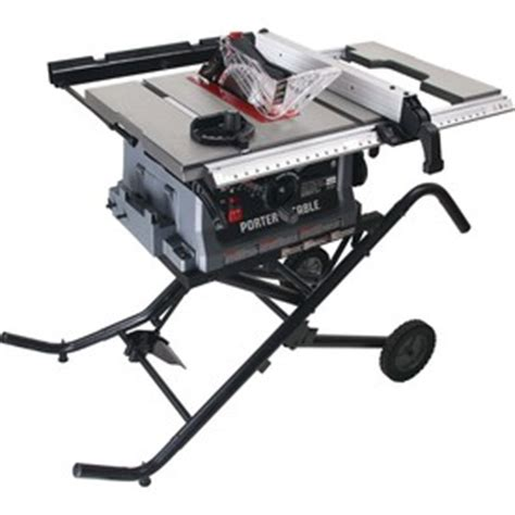 kobalt table saw review shop porter cable 15 amp 10 in table saw at lowes com
