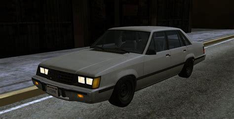 Gta San Andreas Ford Ltd Lx 1986 Mod