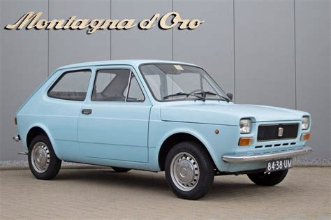 Fiat 127 For Sale by For Sale Fiat 127 1972 Offered For Aud 9 220