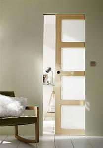 porte a galandage des portes coulissantes belles et With porte d entrée alu avec miroir salle de bain led 100 cm