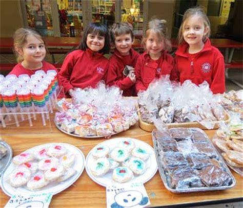 village school bake sale