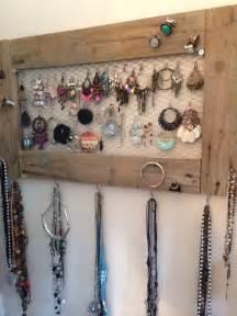 porte bijoux fait 17 meilleures id 233 es 224 propos de des cadres en bois sur