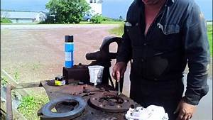 Brake Repair  Oliver 550 Brake Repair