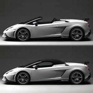 2010 Lamborghini Gallardo LP570 4 Spyder Performante