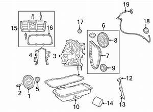Volkswagen Routan Engine Heater  Liter - 7b0965535