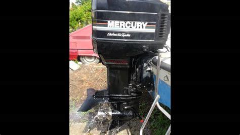 1995 mercury black max 200 2 5l xri