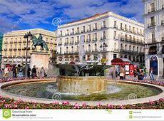 Sol, Madrid Editorial Image Image 29848095