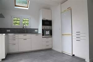 Renovation Carrelage Sol Cuisine : carrelage cuisine oise ~ Edinachiropracticcenter.com Idées de Décoration