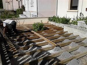 Bois De Terrasse : r alisation d 39 une terrasse bois 1 ~ Preciouscoupons.com Idées de Décoration