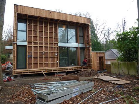 maison cube en bois maison cube so bois ventana