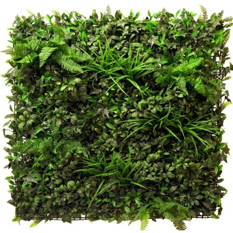 Artificial Vertical Garden Panel At Evergreen Direct