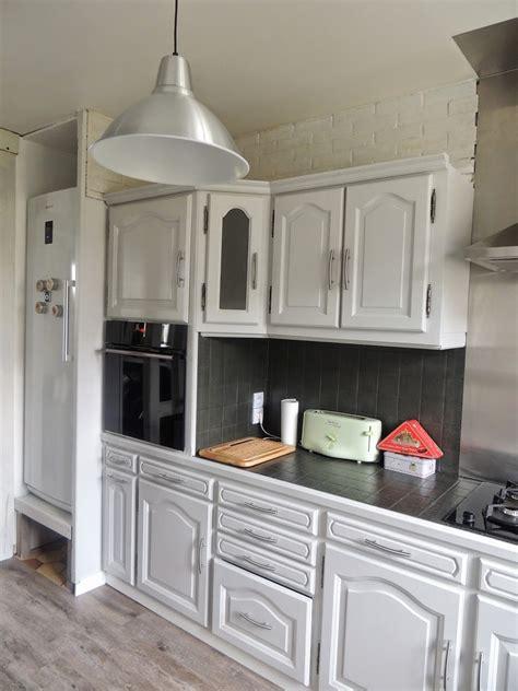 moderniser une cuisine en ch麩e moderniser une cuisine rustique unique repeindre sa cuisine en blanc repeindre un