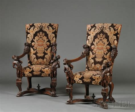 Furniture : European Furniture & Decorative Arts